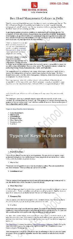 Best-Hotel-Management-Colleges-in-Delhi