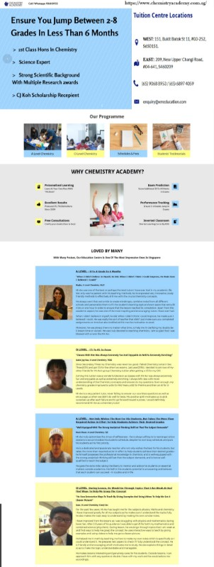 Best-Chemistry-Tuition-in-Singapore